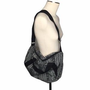 Boho Mini Duffle Bag